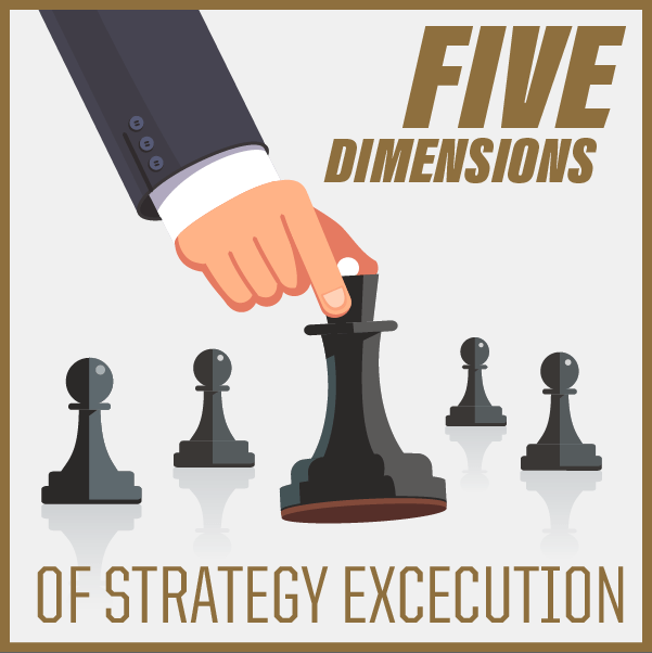Five Dimensions of Strategy Execution