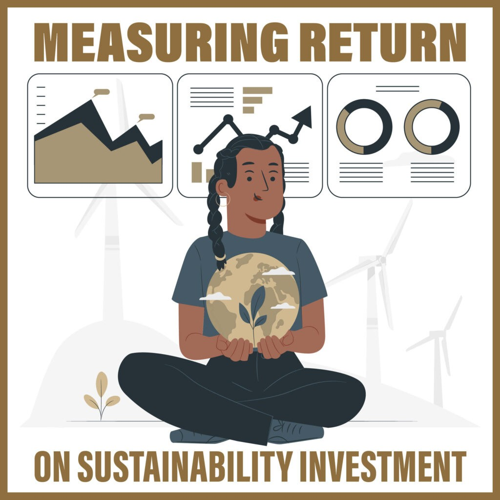 Measuring Return on Sustainability Investment