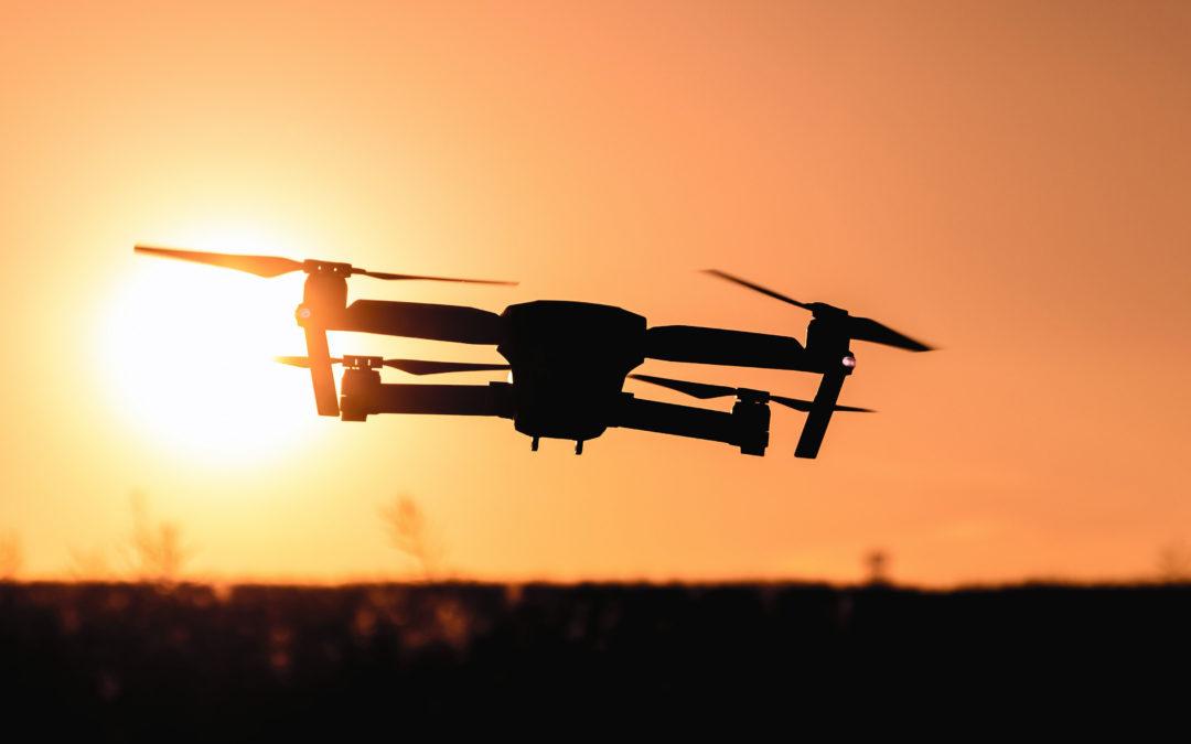 Revolutionizing Drone Imagery