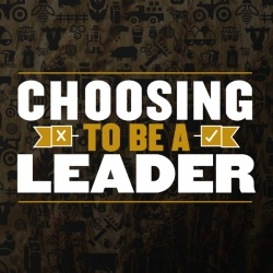 Choosing to be a Leader
