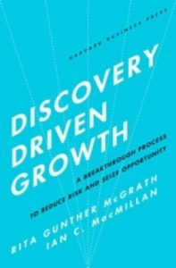 Discovery-Driven Growth Book Cover