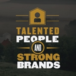 Talented People and Strong Brands