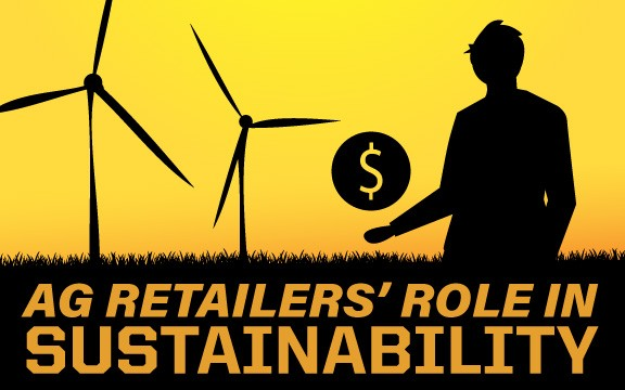 Ag Retailers' Role in Sustainability