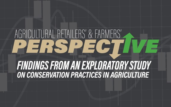 Agricultural Retailers' & Farmers' Perspective: Findings From An Exploratory Study on Conservation Practices in Agriculture