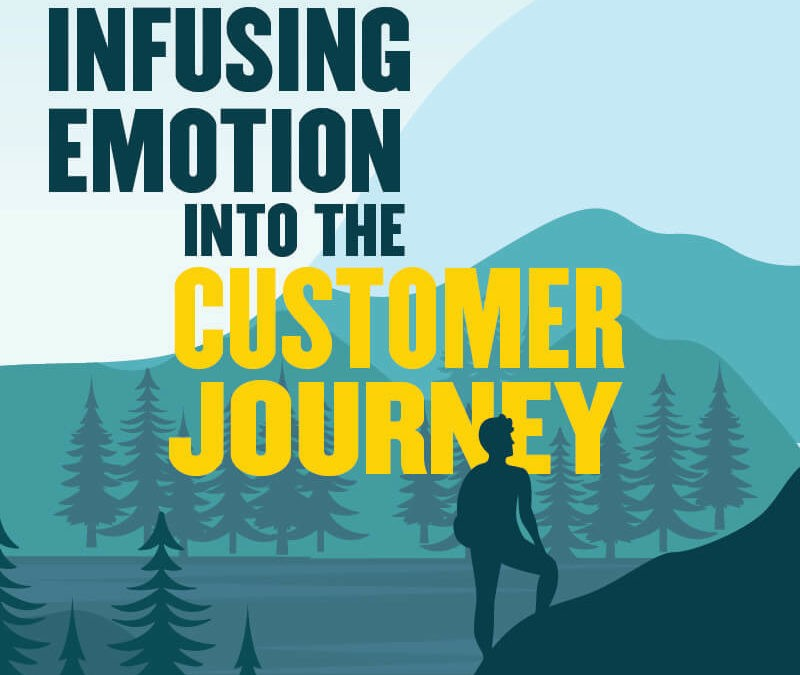 Infusing Emotion into the Customer Journey