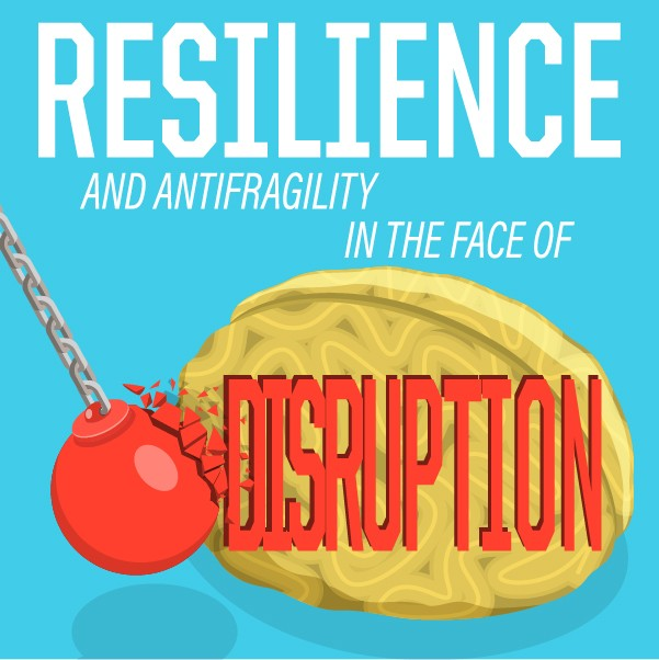 Resilience and Antifragility in the Face of Disruption