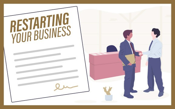 Restarting Your Business