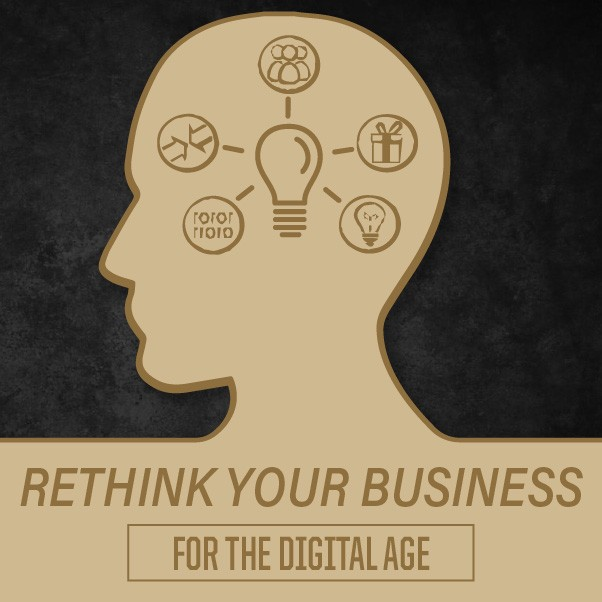 Rethink Your Business for the Digital Age